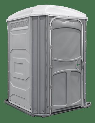 Porta-potty Handicap Unit